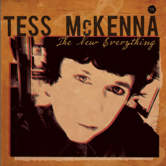 Tess Mckenna, The new Everything. CD release at the Northcote Social Club, Sunday Feb 20