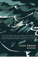 Cover image - Leah Swann, Bearings, Affirm Press